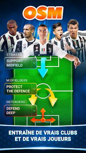 Online Soccer Manager (OSM)  captures d'écran 2