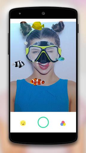 Face Camera-Snappy Photo screenshot 6