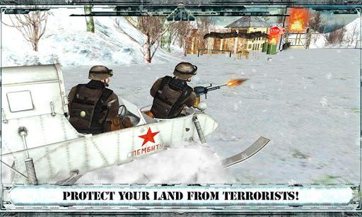 冬季战争:空气陆战