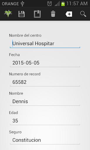 Patient Sheet