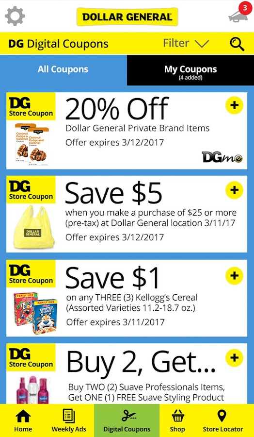 Dollar General - Android Apps On Google Play