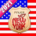 Free Police Scanner Radio Pro: New York icon