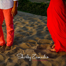 Wedding photographer SHIRLEY ZAMUDIO (shirleyzamudio). Photo of 03.08.2015