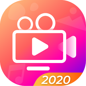 Photo Video Maker Movie Maker With Music Songs 1.0.4 by Gamma Apps Studio logo