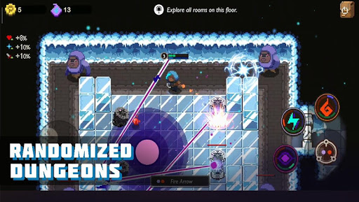 Elemental Dungeon apkpoly screenshots 9
