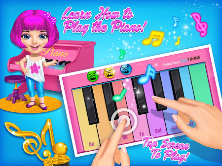 Sweet Baby Girl Pop Stars 1.0.61 screenshot 634868