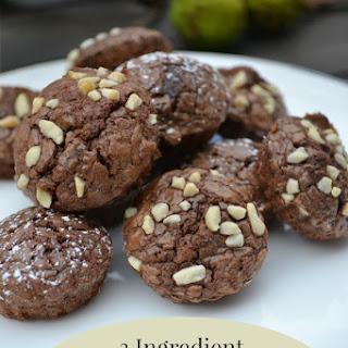 3 Ingredient Fudgy Nutella Brownie Bites – Secret Recipe Club Recipe