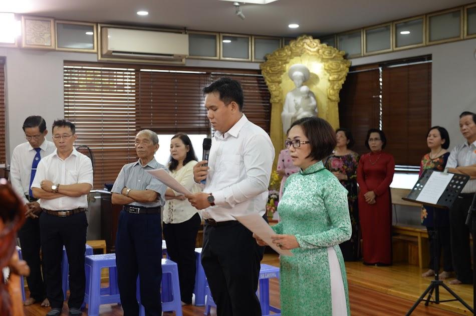Mừng lễ Chúa Thăng Thiên - Bổn mạng Ban Truyền Thông 2019