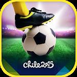 Copa America 2017 - Free Kick Icon
