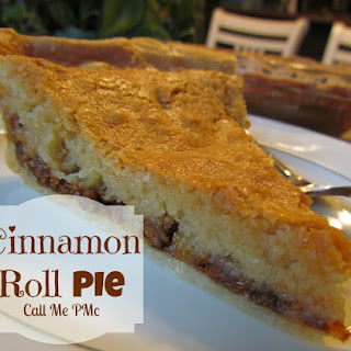 Cinnamon Roll Pie / Call Me PMc