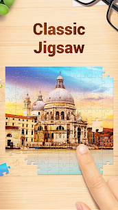 Jigsaw Puzzles MOD (Unlimited Coins) 1