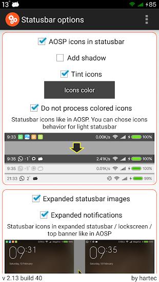MIUI Tweaks [Xposed]- screenshot thumbnail