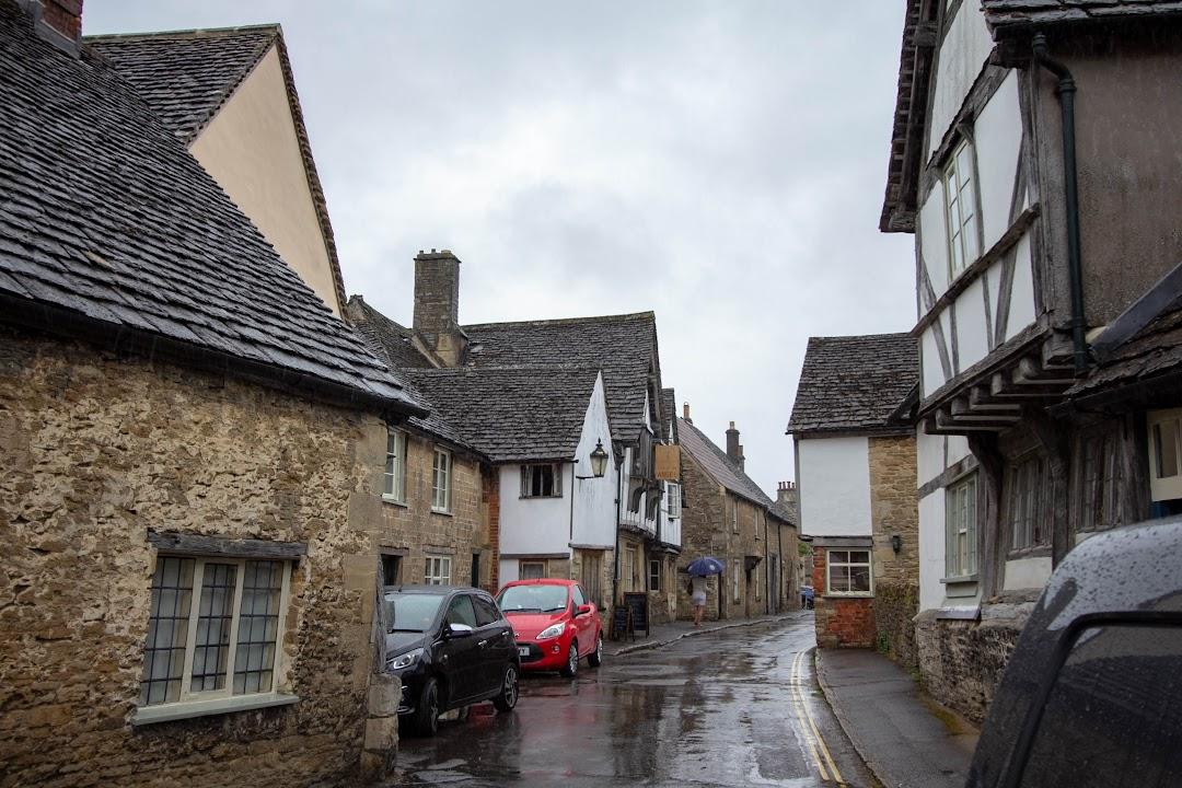 レイコック村でハリー・ポッターのロケ地を訪ねる:英国紀行2018(5:2日目-3)