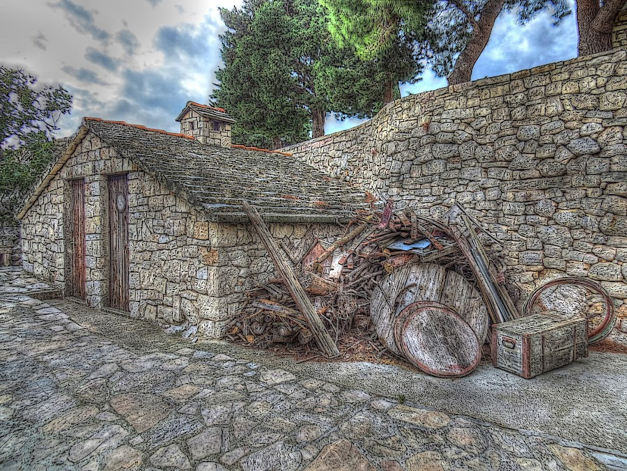 Old house 2 by Cristian Peša - Buildings & Architecture Homes