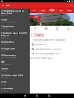 Screenshot of Dallas Market Center