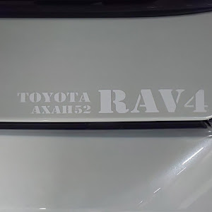 RAV4 AXAH52のカスタム事例画像 呑兵衛なKUMAさんの2020年07月23日16:01の投稿