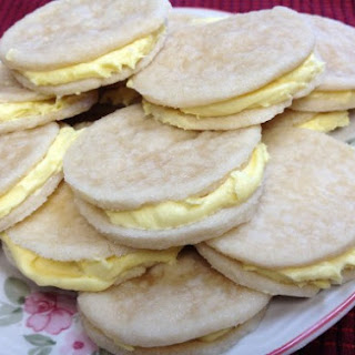 Wafer Sandwich Cookies.