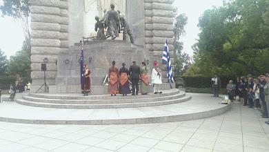 Photo: Greek Independence day 2014 SA