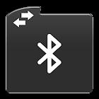 Trasferire File Via Bluetooth icon