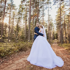 Wedding photographer Anastasiya Novokshonova (nestesi90). Photo of 31.10.2015