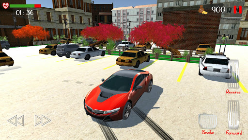 Car Parking 3D Real Driving Simulator 1.8 screenshots 5