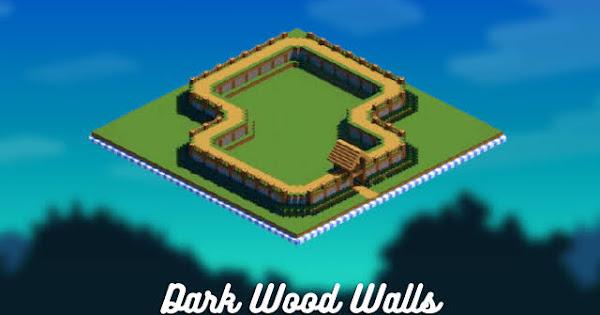 Rampart walls