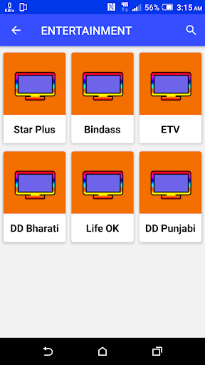 All Indo Pak TV Channels app (apk) free download for Android