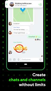ICQ New: Instant Messenger & Group Video Calls 9.4.2(824620) APK + MOD Download 3