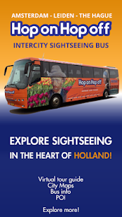 Intercity HoponHopoff Holland- screenshot thumbnail