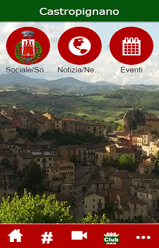 Castropignano- screenshot