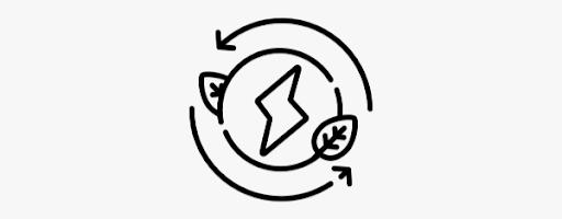Icone énergie