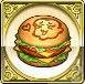 兄貴♂ハンバーガー