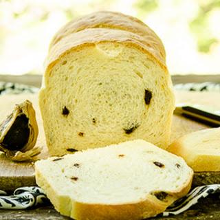 Black Garlic Parmesan Sourdough Bread