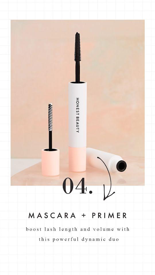 Step 4: Mascara & Primer - Facebook Story Template
