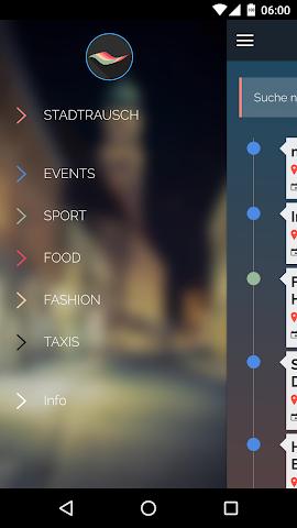 android Stadtrausch Amberg Screenshot 3