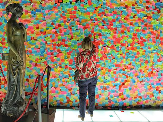 Riempire lo spazio di Post-it di GVatterioni