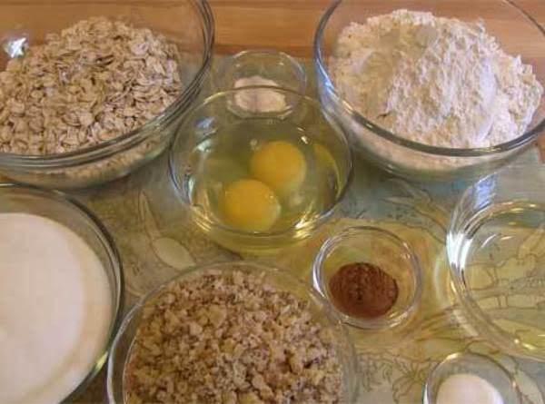 Oatmeal Cake Recipe
