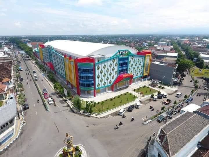 Pasar Legi Ponorogo Direncanakan Dibuka Mulai 9 Juli