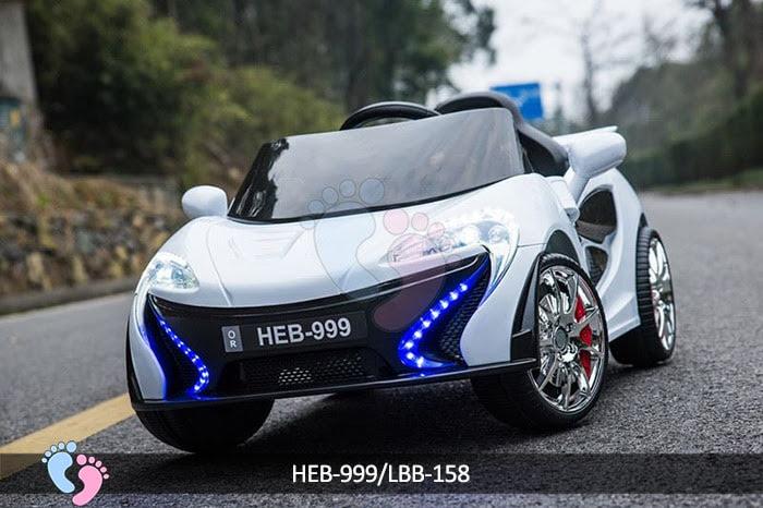 Xe hơi điện kiểu dáng thể thao LBB-158 9