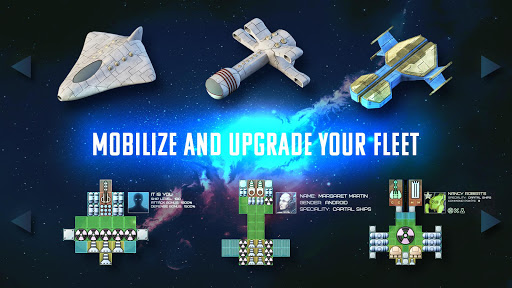 Event Horizon: spaceship builder and alien shooter 2.5.2 screenshots 8