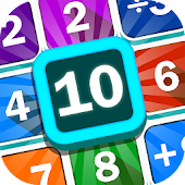Merge 10-logical number puzzle