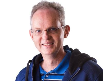 Peter Scheffel, BBD's chief digital officer.