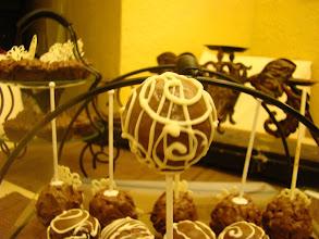Photo: chocolate pop with Milk Chocolate cover
