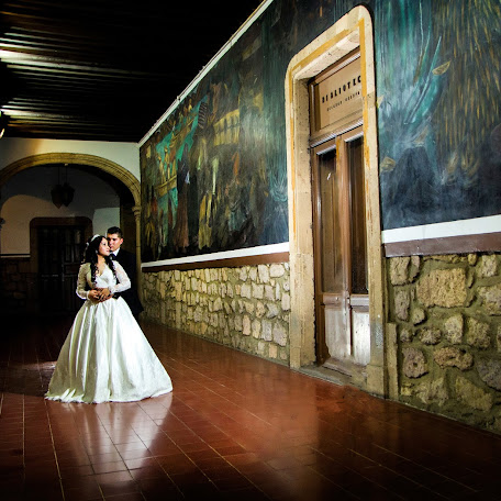 Wedding photographer Oziel Vázquez (vzquez). Photo of 26.01.2016
