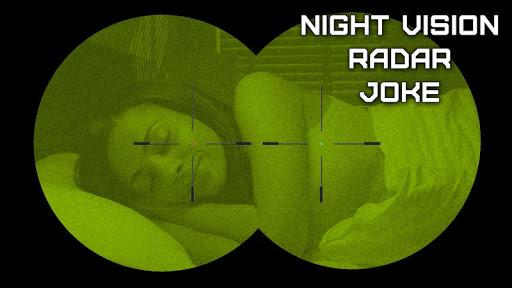 夜视雷达笑话