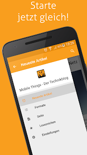 Mobile Things- Technikblog- screenshot thumbnail