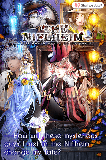 Love Tangle in NIFLHEIM - screenshot