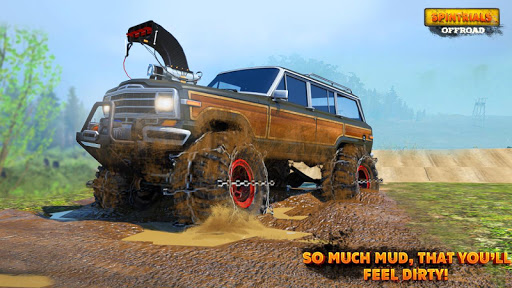 Spintrials Offroad Driving Games screenshots 10