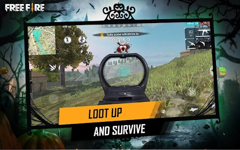 Garena Free Fire: Spooky Night 3