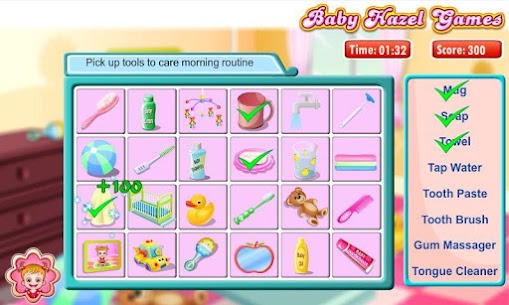 Baby Hazel Brushing Time 10.0.0 Mod + Data Download 2